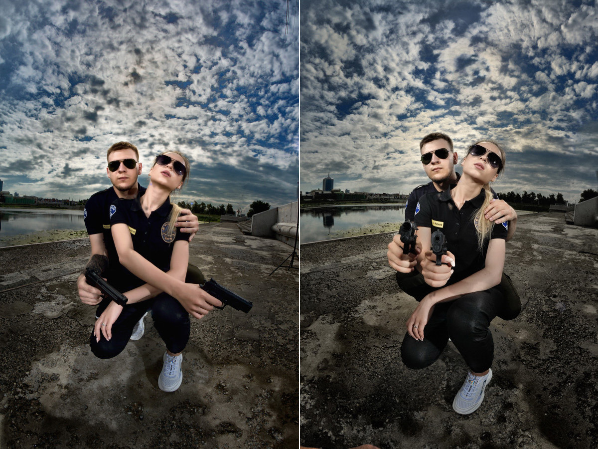 фотограф стробист Челябинск
