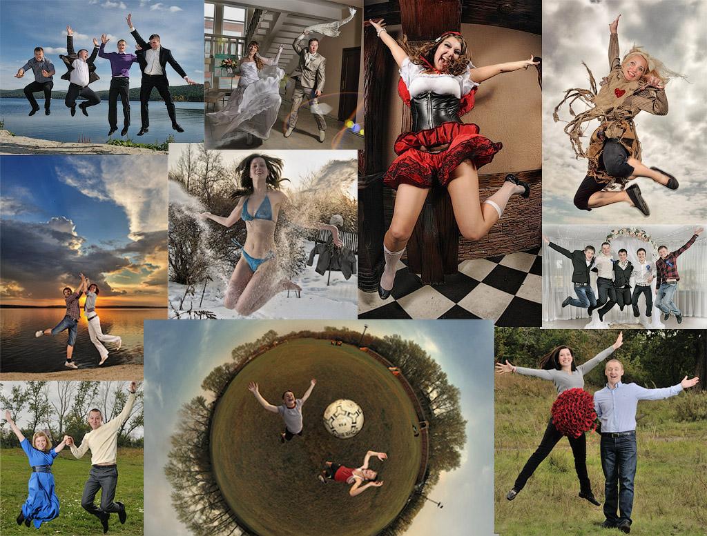 фотограф челябинск фотографии в стиле Филипп Халсман и Сальватора Дали
