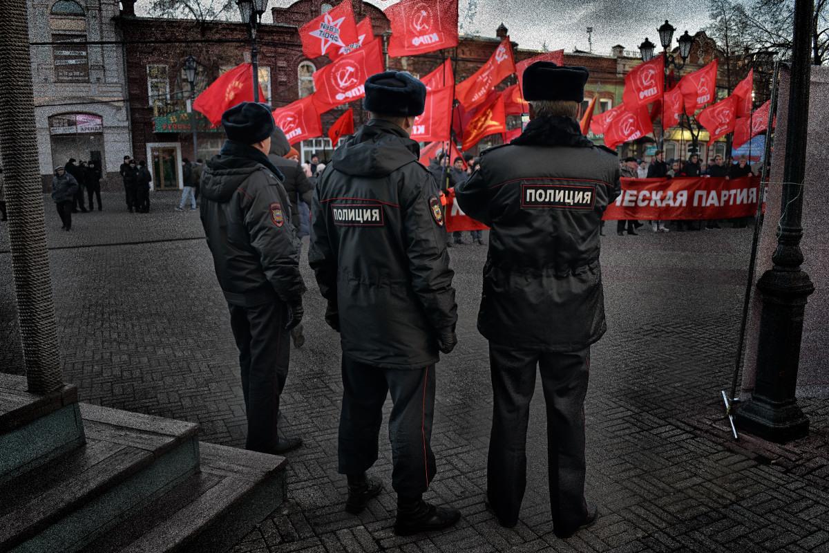 фотограф Челябинск - КПРФ