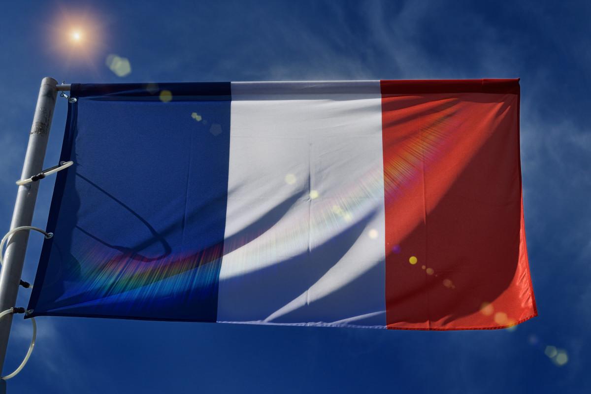 фотограф Челябинск - флаг Франции