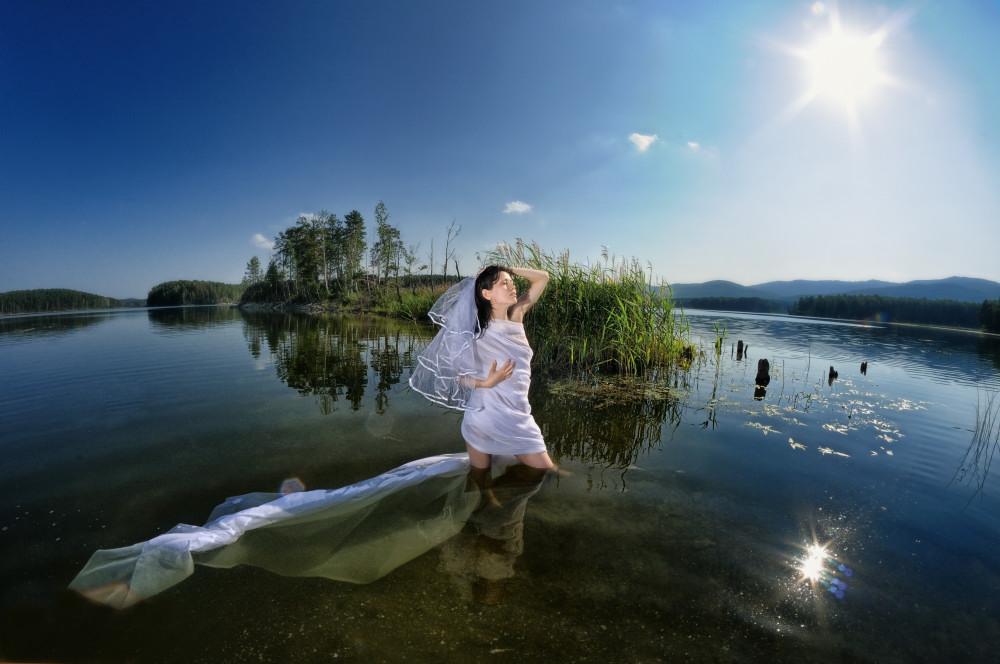 свадебный фотограф Челябинск - экстрим фото