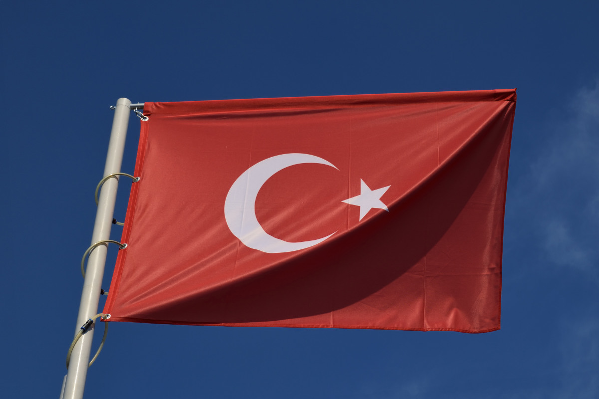 фотограф Челябинск - флаг Турция