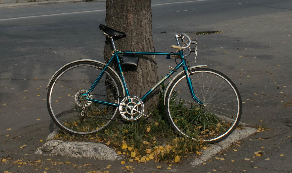 велосипед ХВЗ - фотограф Челябинск