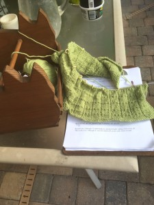 green blanket1