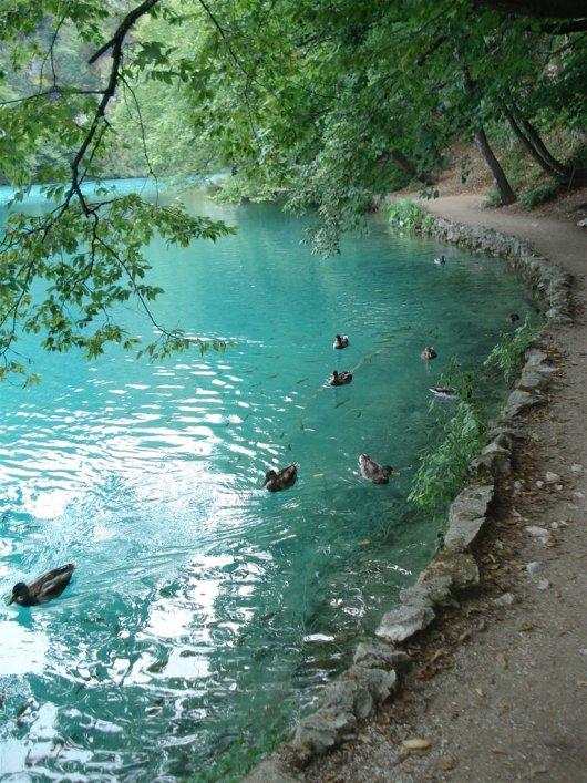 Плитвицкие озера-4