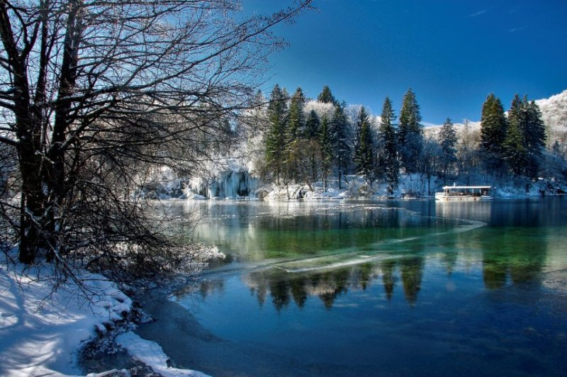 Плитвицкие озера и водопад-7