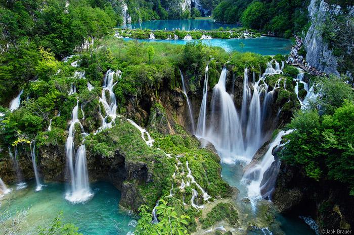 Плитвицкие озера и водопад-2