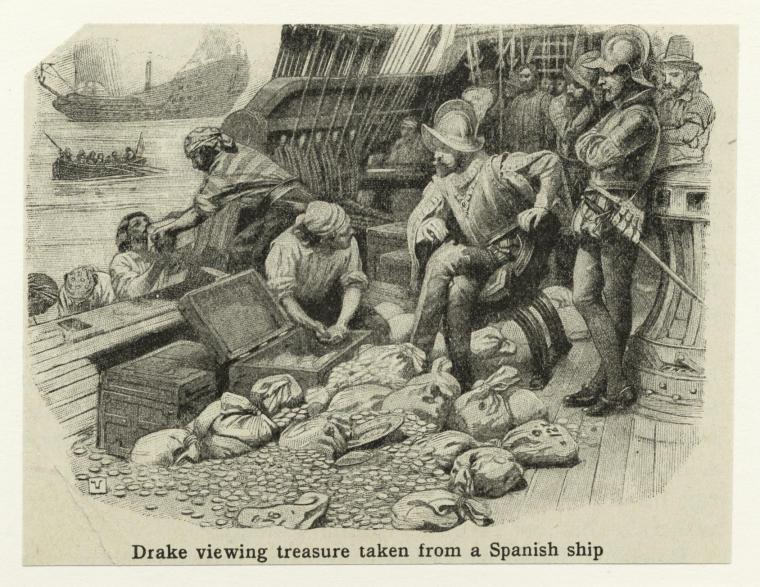Drake-treasure
