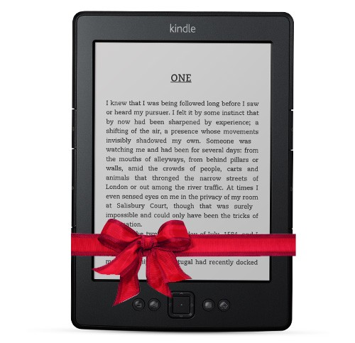 Kindle-ribbon
