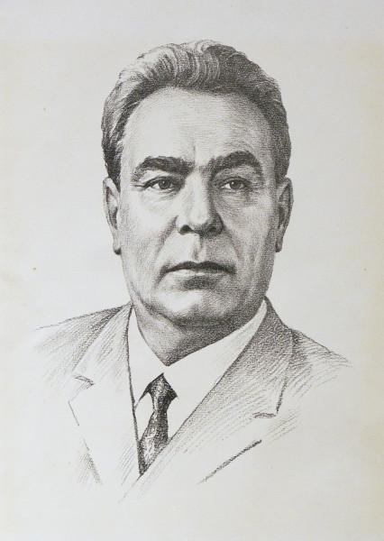 Молодой Брежнев - 2