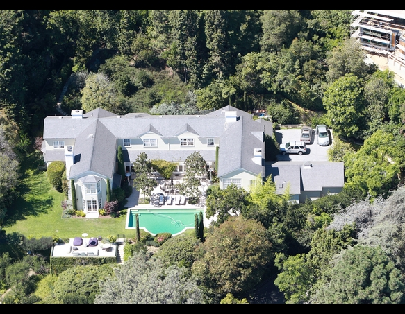 Celeb Homes: The View From Above - Oh No They Didn't! Mariah Carey Net Worth