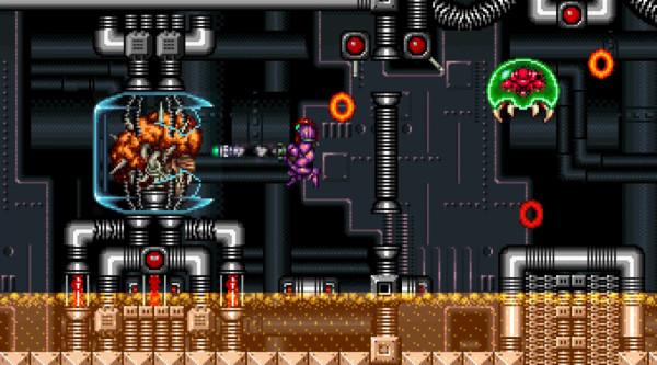 Super Metroid: depths of Tourian