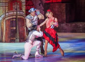 Кармен (ледовый мюзикл): Дон Кихот