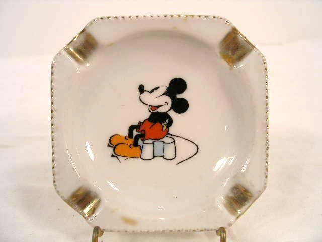 Mickey ashtray