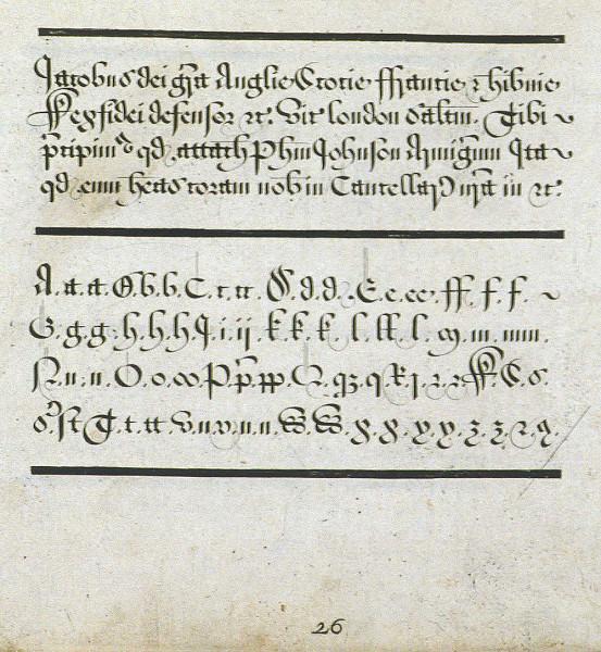 Chancery 1618
