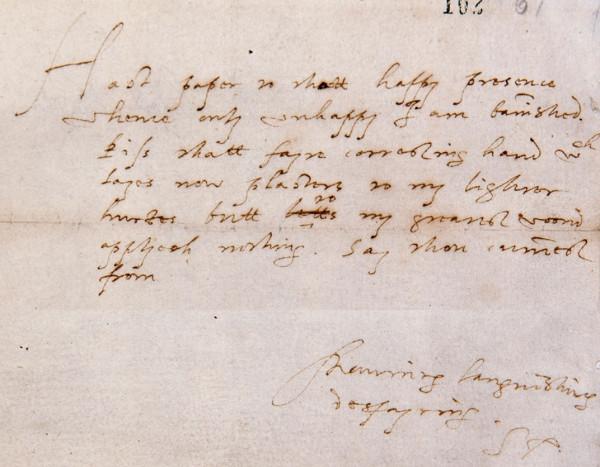 essex handwriting 1