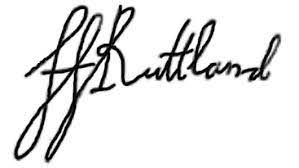 6th rutland signature
