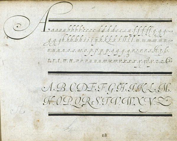 Italic 1618