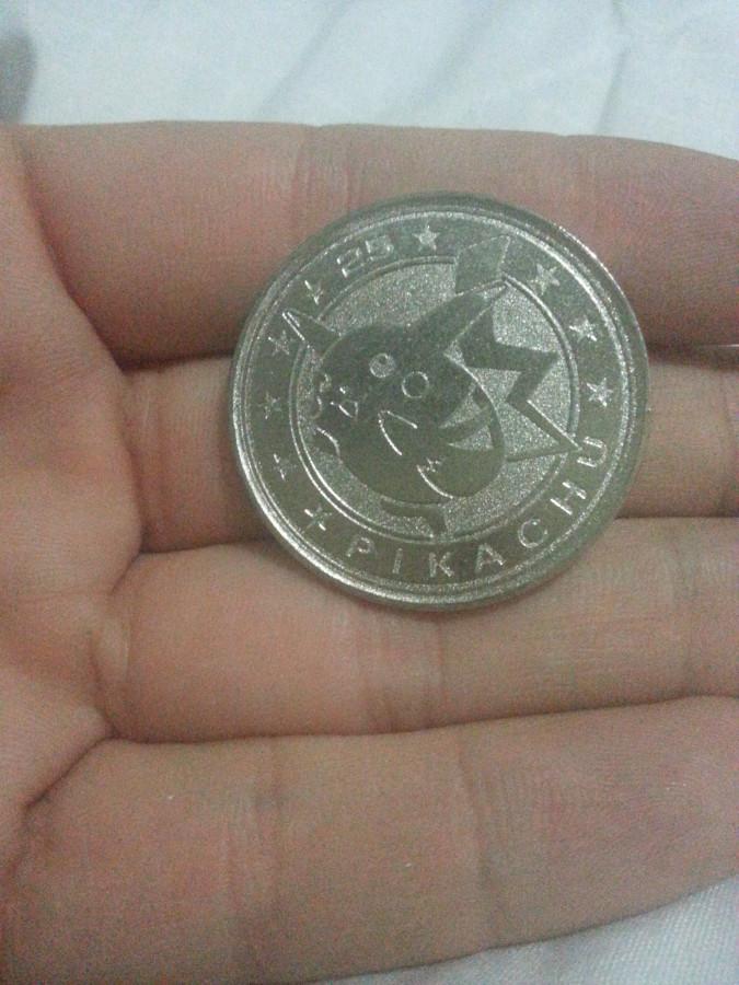 POKEMON TCG Coin