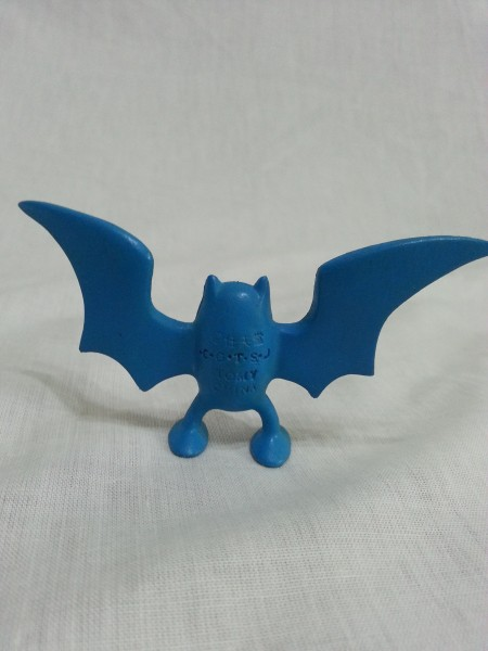 Jakks Golbat Back View