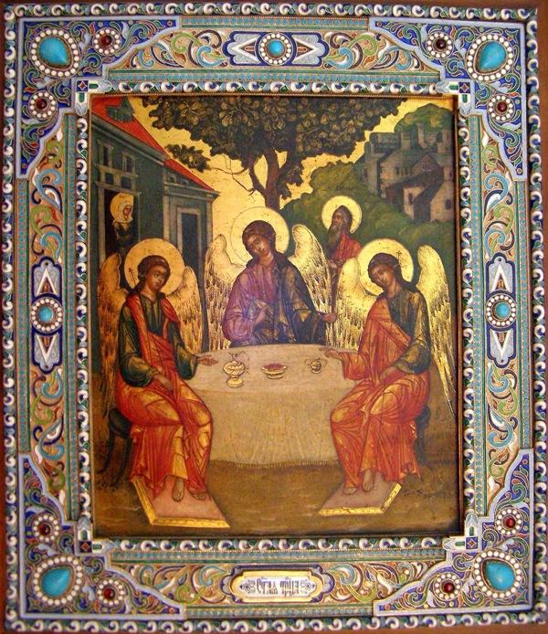 конструктора это фото чудотворная икона святая троица камни проходят тщательную