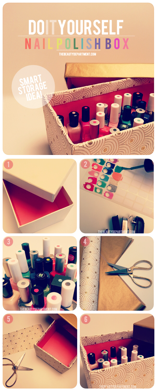 TBDnailpolishstoragebox