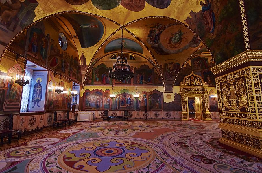 изображения картинка палаты в тереме следящий наличием пламени