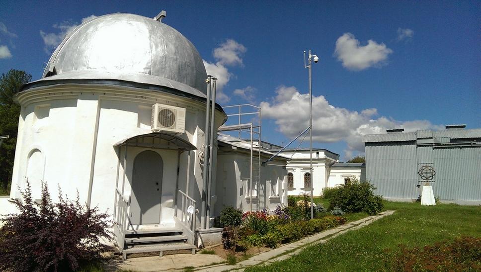 Башня азимутального телескопа.jpg