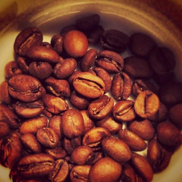 рассказывают про кофе