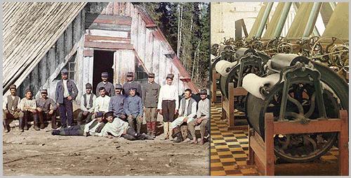 Цветные фотографии дореволюционной России Прокудина-Горского