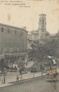 Площадь Mercat