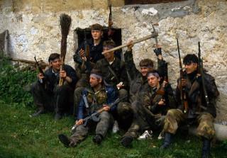 Гражданская война в югославии 1992 1995 гг