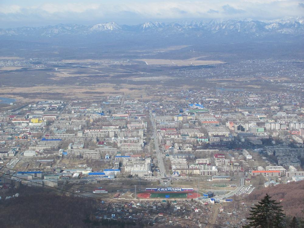 Военные достопримечательности Южно-Сахалинска. И не только