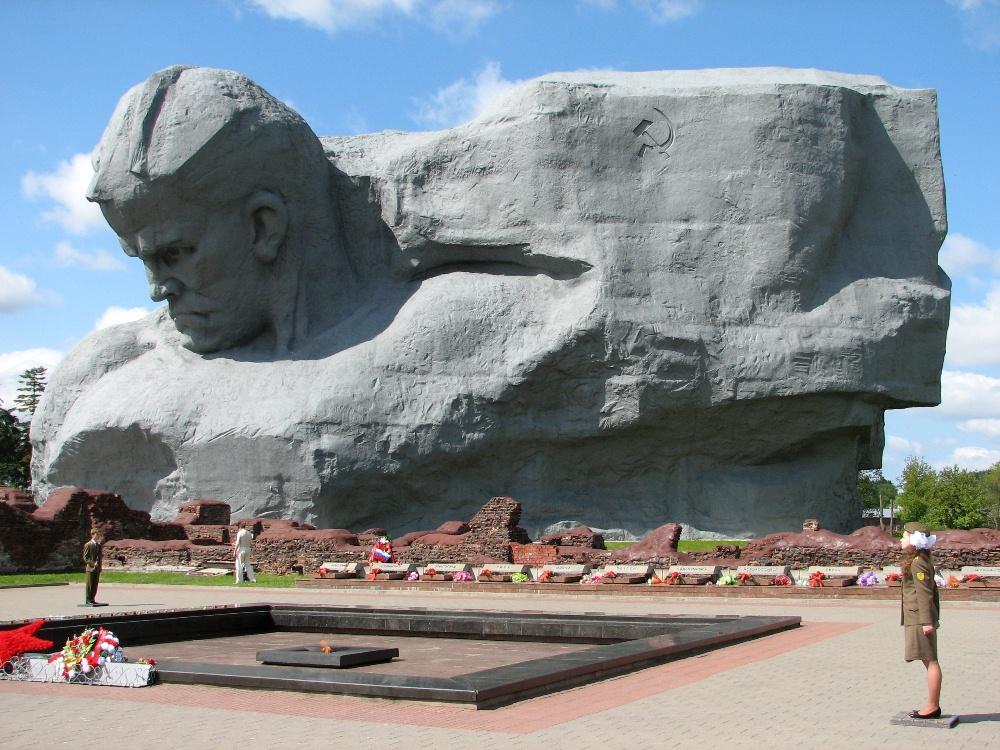 9 мая в Беларуси. Брест и Брестская крепость