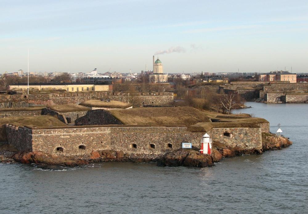 Крепость Суоменлинна (Хельсинки)