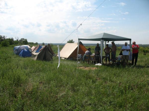 Лагерь UW5IM