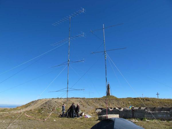 Все антенны одним взглядом