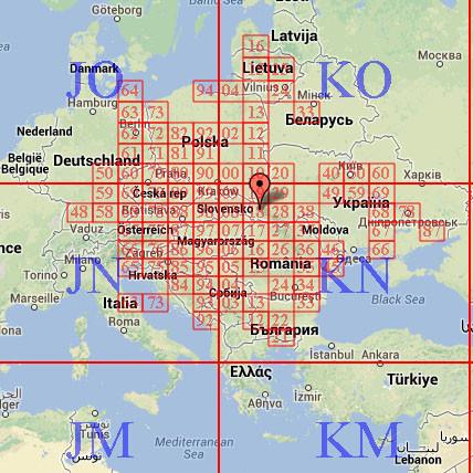 squaremap
