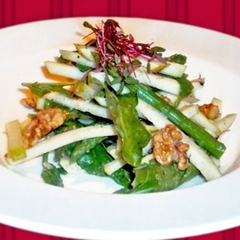 salad_green anjou arugula salad