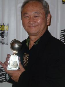 eisner award 2012