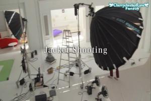 JUMP WORLD - Recording & Jacketing Shooting