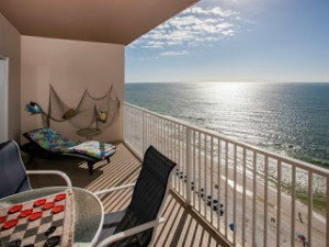 Gulf Shores Beachfront Condo For Sale, Crustal Shores