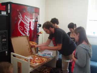 Pizza Mob