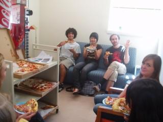 Pizza Chill