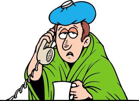 Calling in Sick 2