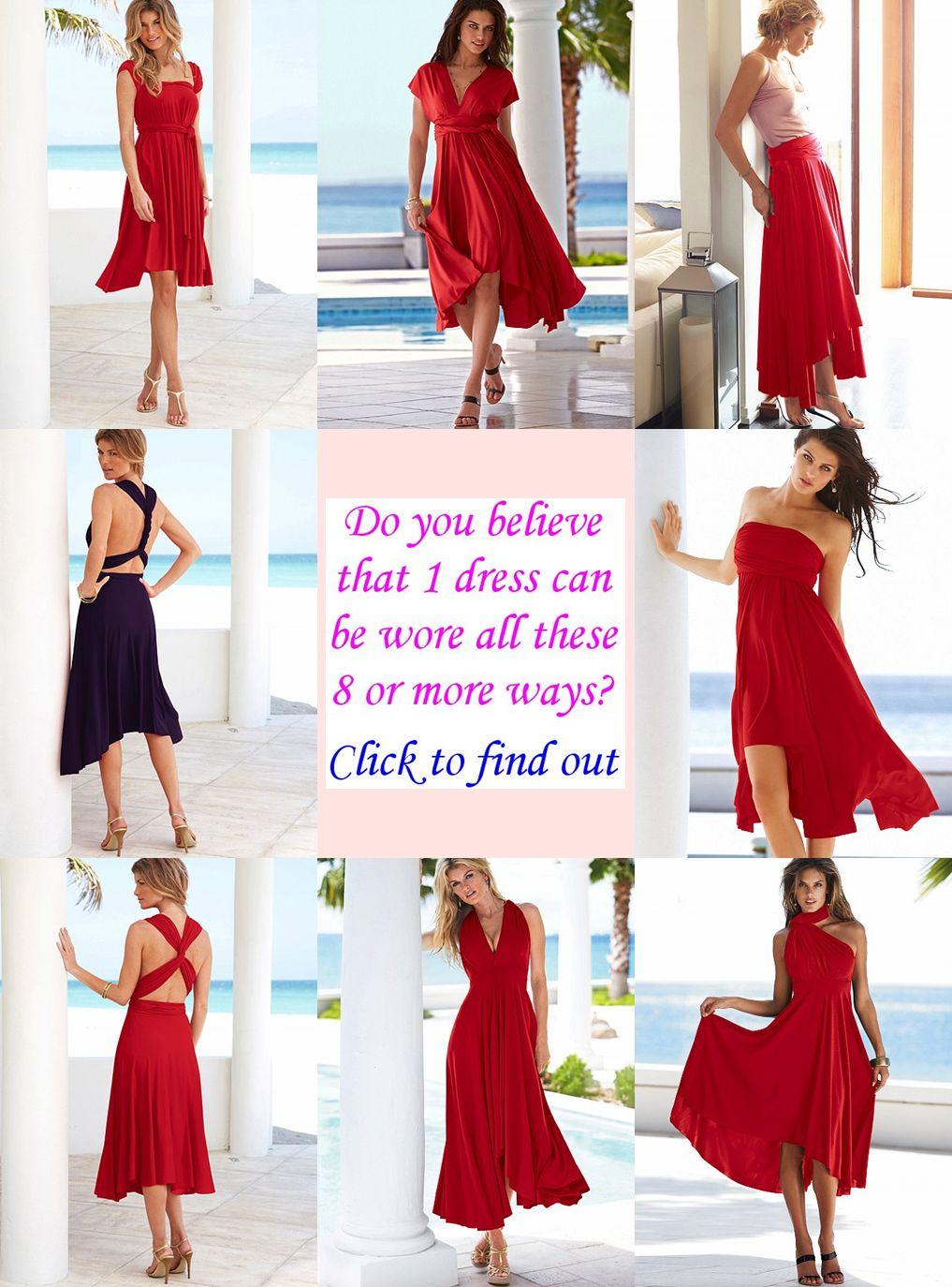 The Convertible Dress Victoria S Secret