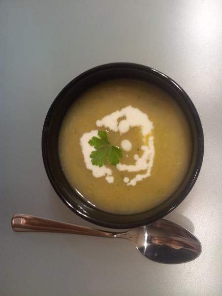 Как сделать суп пюре если нет блендера