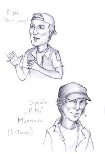 Sniper & Murdock