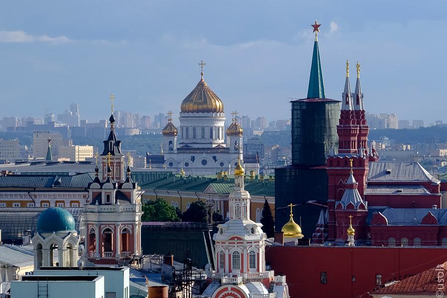 Картинки по запросу Москва вид скрыши  жж