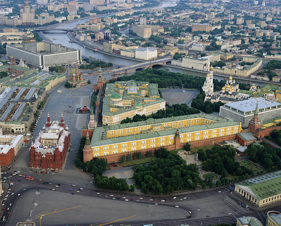 Москва-1992